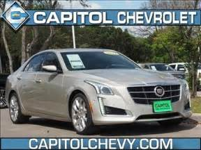 Capitol Chevrolet Sc Cadillac Cts For Sale Biloxi Ms Carsforsale