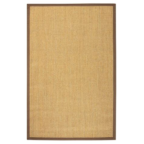 home decorators collection rugs home decorators collection amherst sisal earthen 7 ft x 9