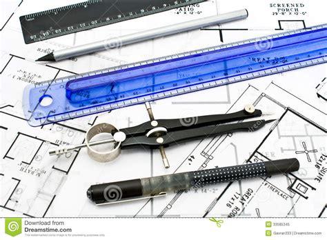 house drawing tool drawing tools royalty free stock photo image 33585345