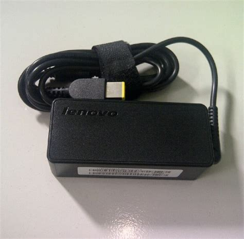 Adaptor Laptop Lenovo Original adaptor lenovo thinkpad x240 original 20v 2 25a charger laptop ku