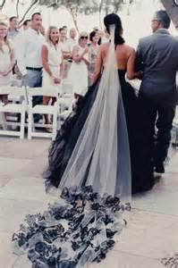 Long Wedding Veils Black Wedding Dress Veil Or No Veil Weddingbee