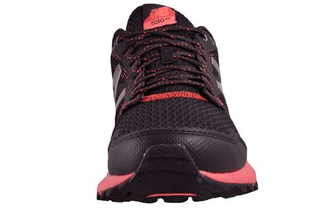 all black new balance running shoes new balance 590 all terrain trail womens running shoes