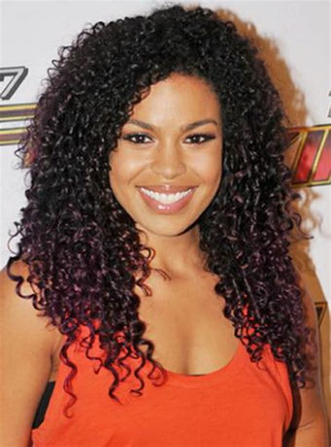 pictures of a spiral hair style spiral curly hairstyles