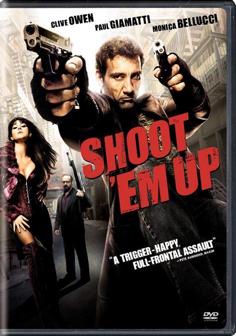 film shoot up em shoot em up dvd release date january 1 2008