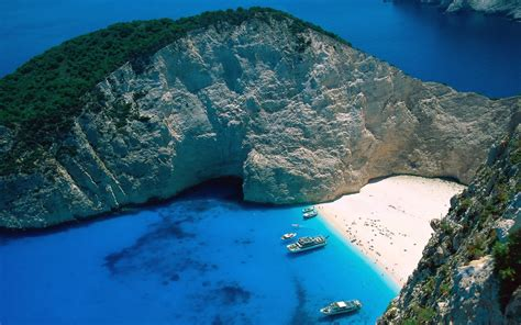 desktop themes greece zakynthos greece wallpaper 84265