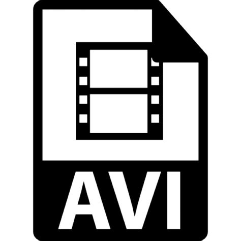dvd format logo licensing avi file format variant icons free download