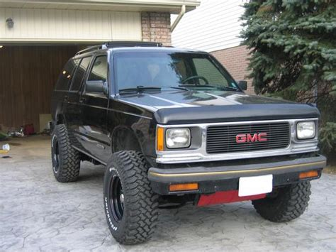 gmc jimmy kits gmc jimmy lift kit