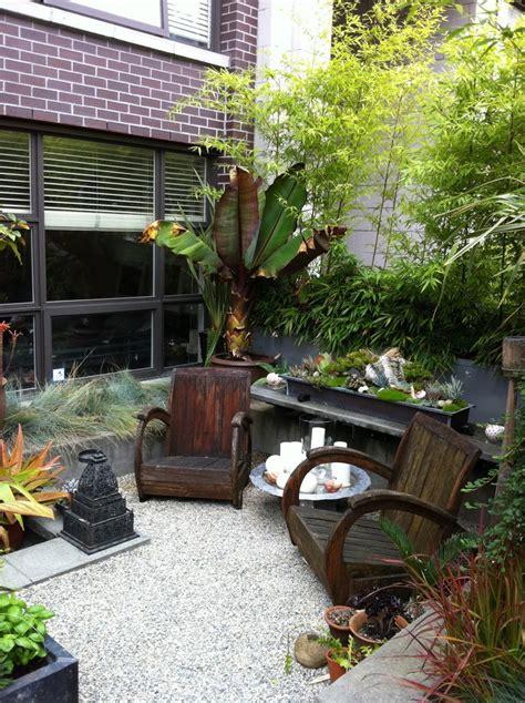 amazing Small Backyard Patio Ideas #1: Tropical-Backyard-Ideas-for-Beautiful-View.jpg