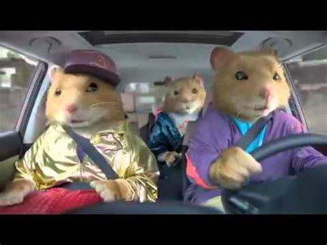 Kia Commercial Song Hamsters Lets Kia Soul Hamster Commercial Hd 2012 Maxchiney