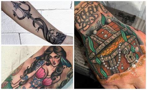 imagenes de barcos marineros tatuajes de barcos y otros dise 241 os de tatuajes marineros