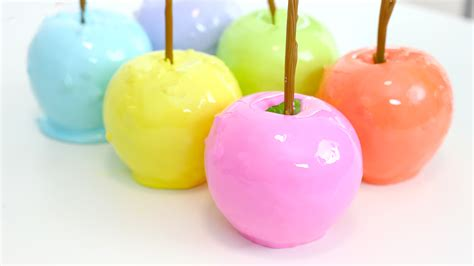 how to make colored apple how to make multi colored apple