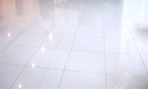 china decorative white artificial crystal glass floor tile