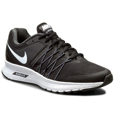 Nike Original Air Relentless 6 Black White Antharacite shoes nike air relentless 6 843882 001 black white anthracite indoor running shoes