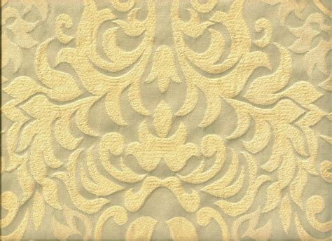 drapery and upholstery fabric vintage style pewter gray and cream raised damask