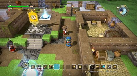 Minecraft Bathroom Ideas dragon quest builders quick look youtube