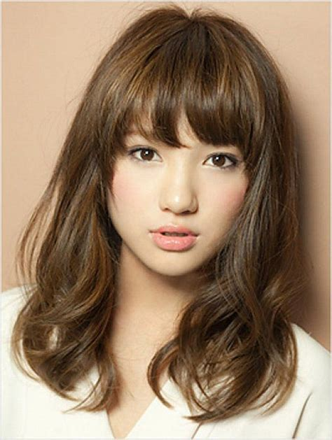 haircut styles for asian with thin and wavy ahir best 20 medium asian hairstyles ideas on pinterest