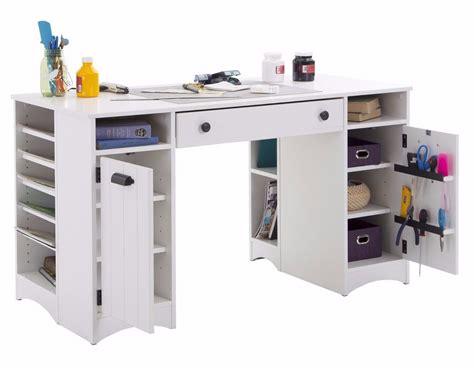 craft table with storage craft table with storage sewing wood desk for