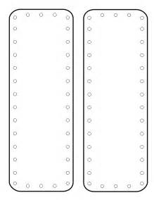 memory verse laced bookmark template msss