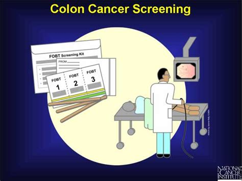 16 colon cancer screening