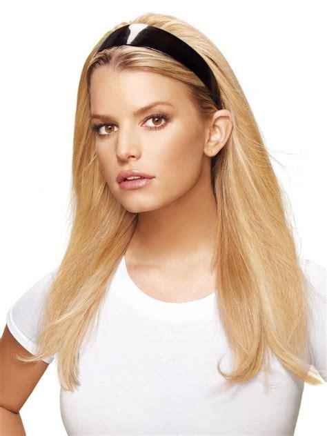 jessica simpson headband hair extensions headband fall by jessica simpson clearance 30 off