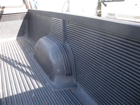 Plastic Bed Liner by Installing Lumber Rack With Plastic Insert Bed Liner