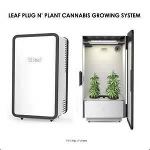 marijuana grow boxes go high tech leaf cannabis home