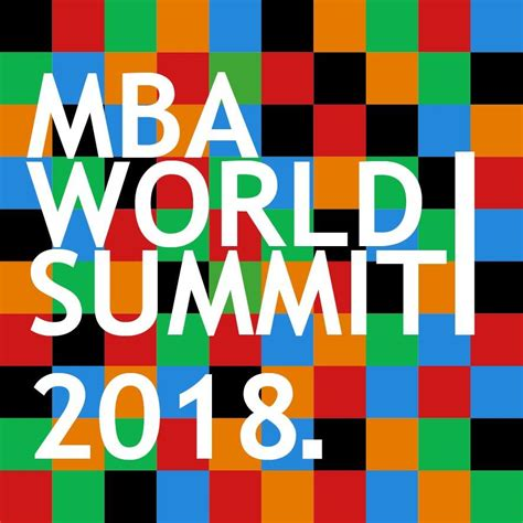 Mba Summit by News Top Global Project