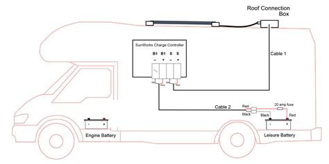 wiring diagrams for solar charge controllers wiring
