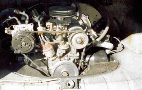 air conditioner kit   karmann ghia black textured