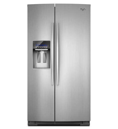 whirlpool refrigerator brand gscceyy side  side
