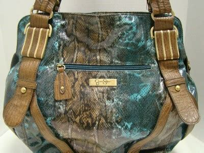 Simpsons Python Pacha Purse by Js3893 Teal And Walnut Python
