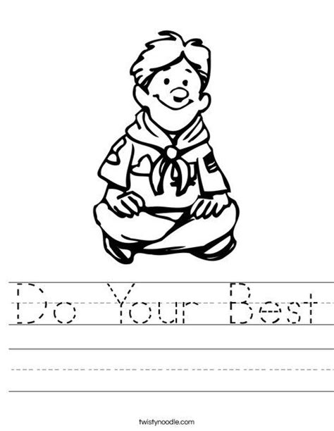 scouts coloring pages 25 best ideas about tiger cub scouts on tiger scouts cub scouts and cub scouts wolf