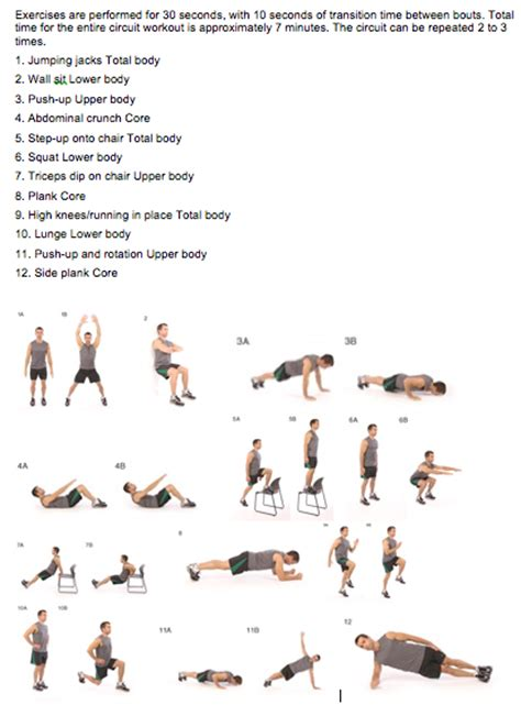 best circuit exercises what are the best bodyweight exercises to do if you are