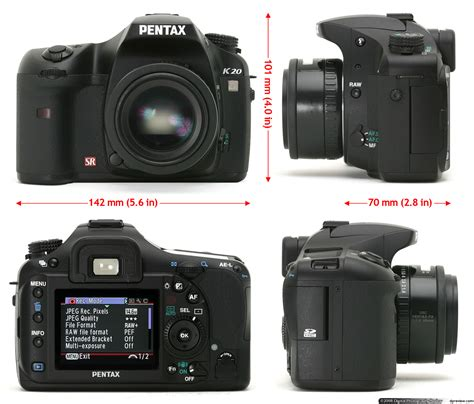 pentax digital reviews pentax k20d review digital photography review