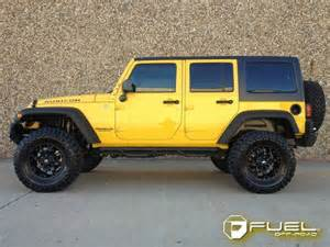 Jeep Wrangler Yellow Yellow 4 Door Jeep Wrangler Cars And Such