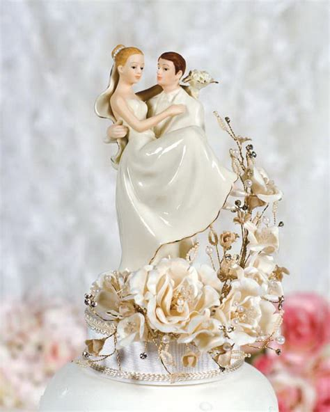 vintage style wedding cake toppers - Vintage Wedding Cake Toppers Uk