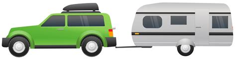 pixel car transparent car with caravan clip art png image gallery yopriceville