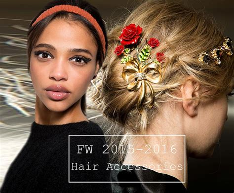 2015 fall winter 2016 hair color trends fashion trend fall winter 2015 2016 hair accessory trends fashionisers
