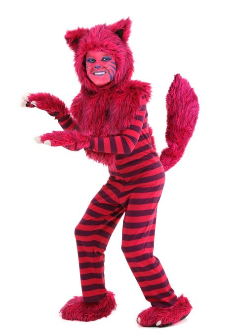 cat costumes child deluxe cheshire cat costume