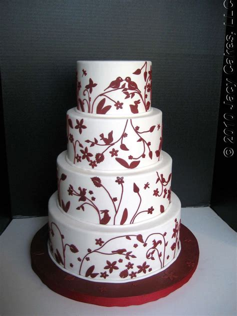 Wedding Cake Patterns news from jacy cakes china pattern wedding cake