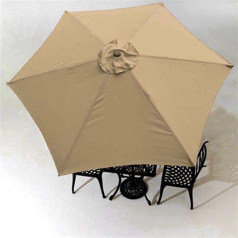 Patio Umbrella Replacement Ribs 9ft Patio Umbrella Replacement Canopy 6 Rib Outdoor Market