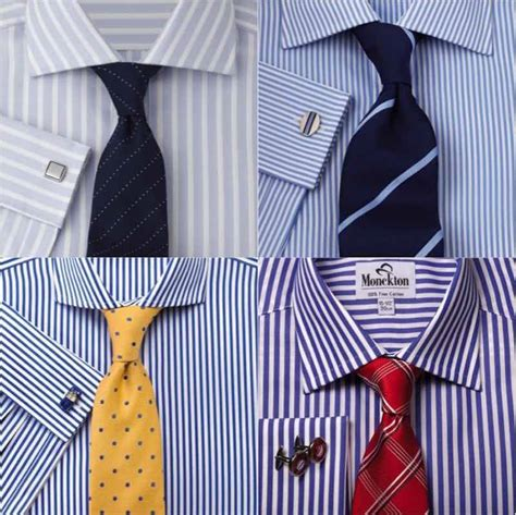 pattern shirt with striped tie how to get sharp with shirt and tie combinations