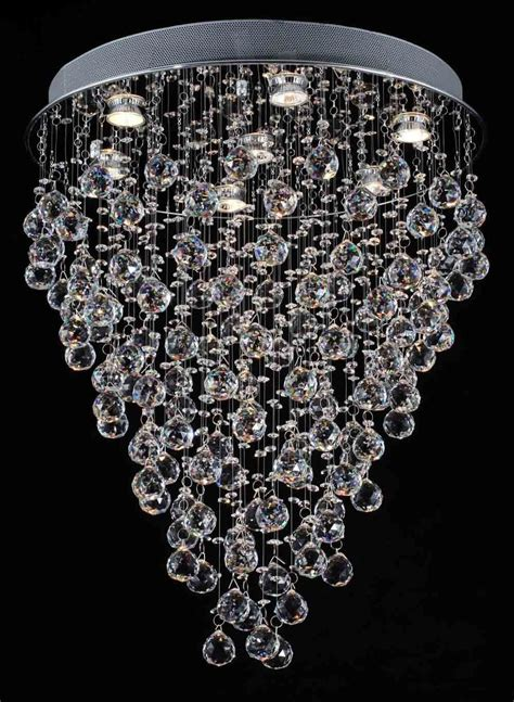 chandelier lighting dazzle design interior design