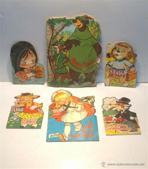 libro garbancito troquelados clasicos coleccion lote 6 antiguos cuentos troquelados a 241 os 60 70 comprar libros de cuentos en todocoleccion