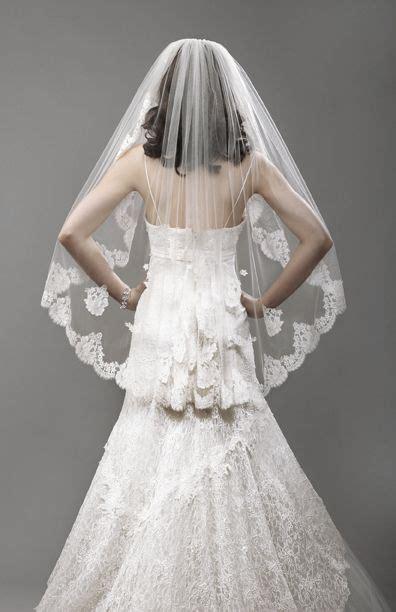 Wedding Veil Aisle by The Aisle It S A Thing Mantilla Veils