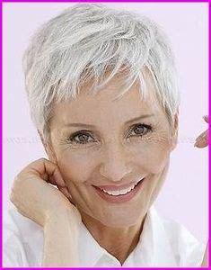 pixie haircuts  older ladies short shaggy