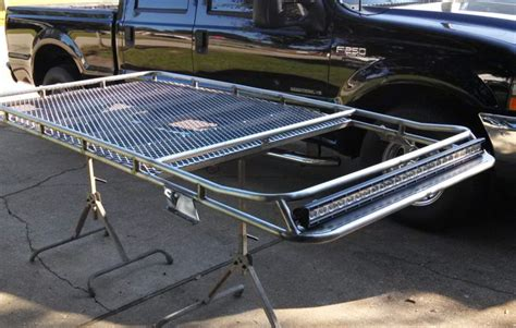 Roof Rack For Trucks by Whitson Metal Works Roof Rack Truck Ideas
