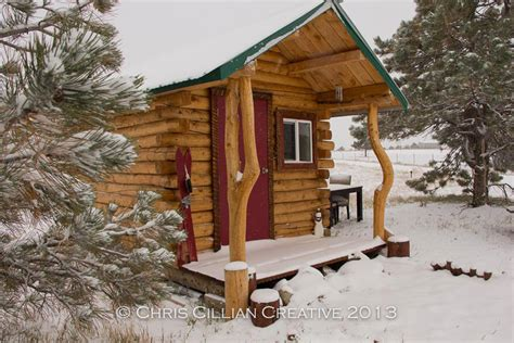 handcrafted tiny log cabin tiny house swoon