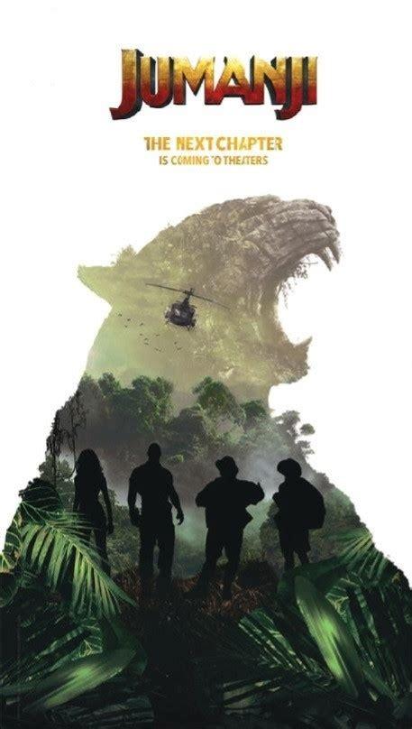 filme schauen jumanji welcome to the jungle sequel jumanji welcome to the jungle sequel poster revealed
