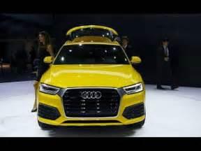 Next Generation Audi Q3 Audi Q3 2017 Redesign Review